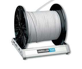 Размотчик кабеля в катушках до 140 кг UNIROLLER 500, артикул rol90101 - UNIROLLER