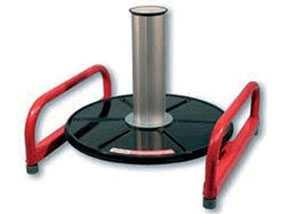 Размотчик плотных бухт с внутренним диаметром от 100 мм UNIROLLER 200, артикул rol90204 - UNIROLLER