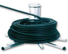 Размотчик кабеля в бухтах переносной UNIROLLER 100, артикул rol90220 - UNIROLLER