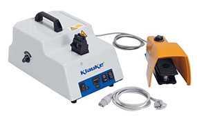 Устройство для опрессовки наконечников небольших сечений настольное TEKP1 - KLAUKE