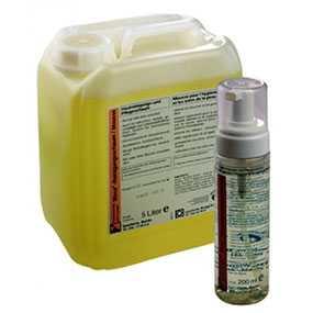 Пена очищающая Васа, канистра 5 литров - LYSOFORM
