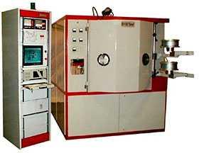 Вакуумная установка ВУ-110 Оптик - Сморгонский завод оптического станкостроения