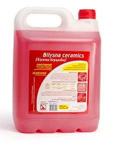 Средство чистящее жидкое Белизна Керамика, канистра 5 литров - Бланидас ООО