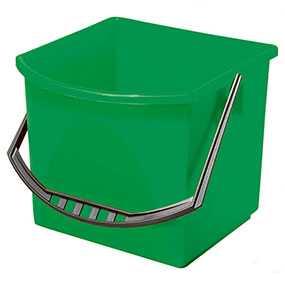 Ведро для уборочной тележки Vermop Aqua, 17 литров - VERMOP