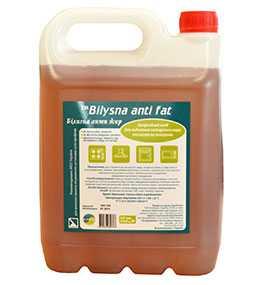 Средство для очистки от устаревшего жира (нагара) Белизна антижир, концентрат, канистра 5 литров - Бланидас ООО