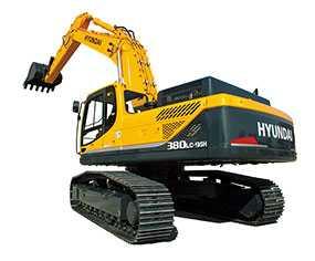 Экскаватор гусеничный Hyundai R380LC-9SH - Hyundai Motor Company