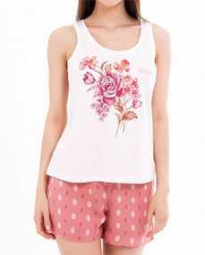 Комплект женский (джемпер, шорты), модель 592274 - МАРК ФОРМЭЛЬ