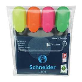 Набор текстовых маркеров SCHNEIDER 150 JOB