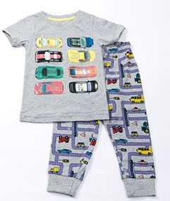 Пижама для мальчиков (фуфайка, брюки), модель 563310 - МАРК ФОРМЭЛЬ