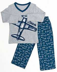 Пижама для мальчиков (фуфайка, брюки), модель 563308 - МАРК ФОРМЭЛЬ