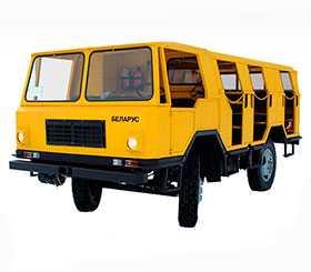 Машина транспортная шахтная БЕЛАРУС МТ-353М2 - Сморгонский агрегатный завод