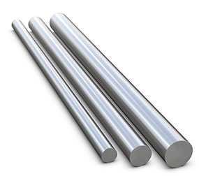 Пруток алюминиевый, сплав АК6, 450 мм