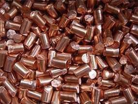 Анод медный, сплав М1, 6-20х20-40х300-2000мм