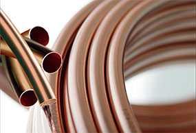 Труба медная для кондиционеров, 6-22x1,0мм