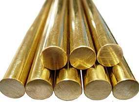 Пруток бронзовый, сплав БрХ1, диаметр 100 мм