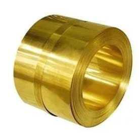 Лента бронзовая, сплав БрКМц 3-1, диаметр 2 мм