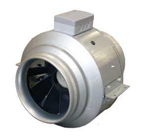 Вентилятор для круглых каналов KD 315E-EC, артикул 11549 - SYSTEMAIR