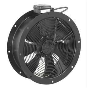 Вентилятор осевой низкого давления AR 300E4 sileo Axial fan, артикул 37278 - SYSTEMAIR