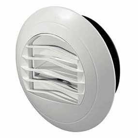 Клапан вытяжной вентиляционный AE-30/60 Exhaust valve electr., артикул 31413 - SYSTEMAIR
