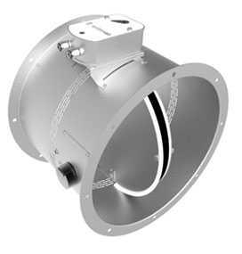 Клапан противопожарный HELMER, артикул G1106 - SYSTEMAIR
