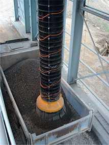 Устройствозагрузочное телескопическое типа NZO