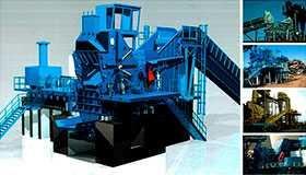 Комплектные шредерные установки - Albert Hoffmann GmbH