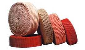 Сетка для копчения формовочная эластичная 125/36 красная