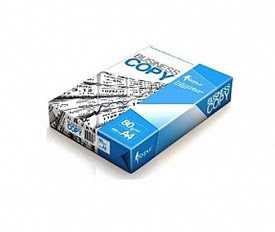 Бумага А4 Business Copy 80гр/м 500л B класса /эвкалипт 150%, яркость 105%