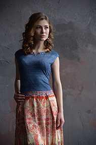 Платье женское Беларусачка- модель 4238