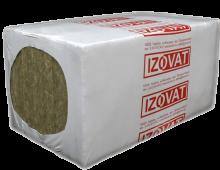 Плита минераловатная теплоизоляционная Izovat 80 1000х600 40 мм - Izovat