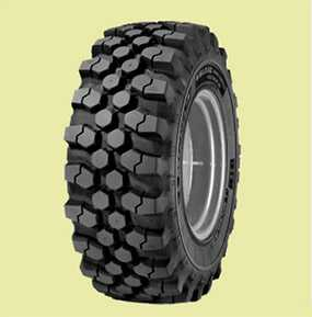 Шина 460/70R24 MICHELIN BIBLOAD HARD SURFACE