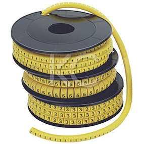 Маркеры кабельные
