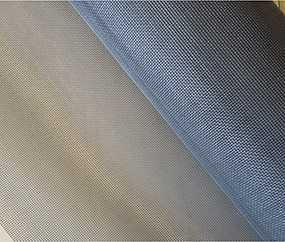 Сетка москитная из стекловолокна, серая, ширина 1600 мм длина 30000 мм
