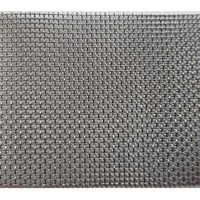 Сетка тканая (техническая ткань) из черной стали, ячейка 0,315 мм