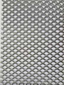 Лист перфорированный тянутый MQ 11,0-8,0/1,5-1,5 1000*2000 из оцинкованной стали
