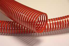Cпиральные шланги ПВХ WINE