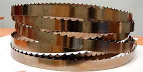 Ленточные пилы для пилорам Bi-metal BAHCO SANDFLEX 3861