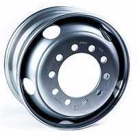 Колесо дисковое HARTUNG 6.75х17.5 10/225 D176 ET132.5