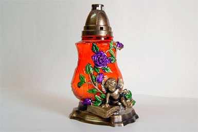 Лампада Пламя 260 ЧТУП Мега-Магнат