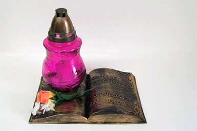 Лампада Книга 255 ЧТУП Мега-Магнат