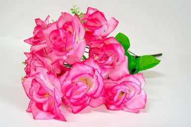Букет искусственный №10 Роза-Жаклин