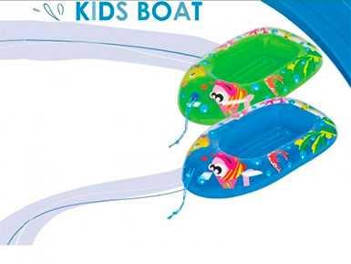 Лодочка надувная SEA LIFE CHILD'S BOAT JL006004NPF