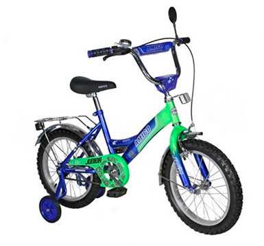 Велосипед детский Amigo-001 16' Junior