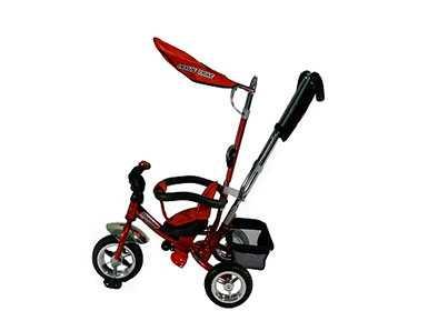 Трехколесный детский велосипед (Lexx Trike combi) 950