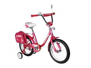 Велосипед детский для девочек Amiga-001 16 Bella
