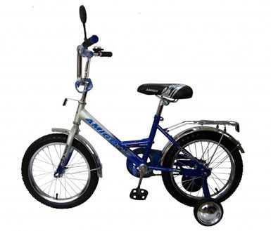 Велосипед детский Amigo-001 16 Pionero