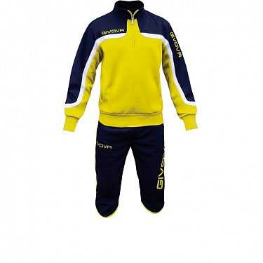Спортивный костюм Givova TUTA TERRA PINOCCHIETTO TT009