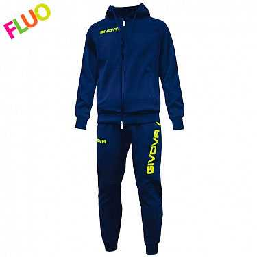 Спортивный костюм для мужчин Givova KING LF21