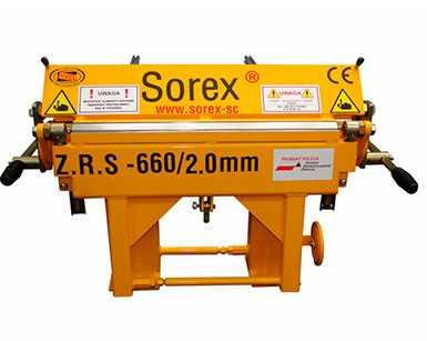Гибочный станок Sorex