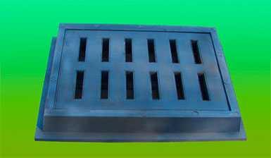 Дождеприемник ДП-М 30*50 полимерпесчаный
